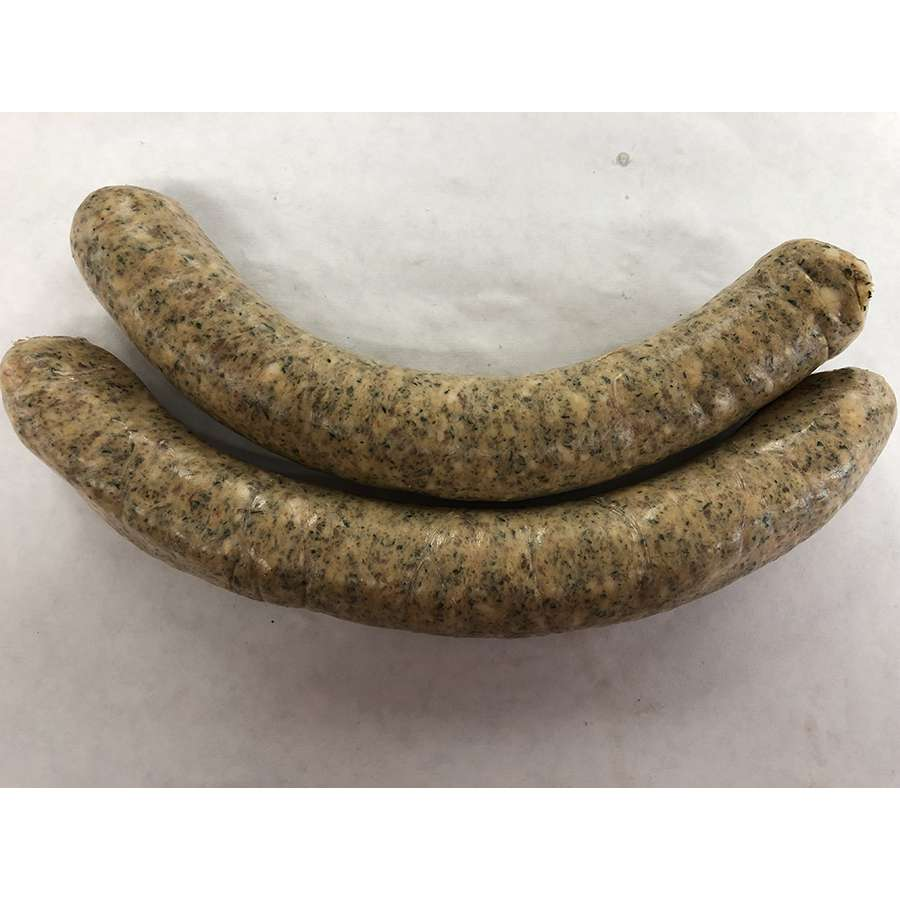 Fresh Green Onion Sausage (per lb) | Bud's House of Meat